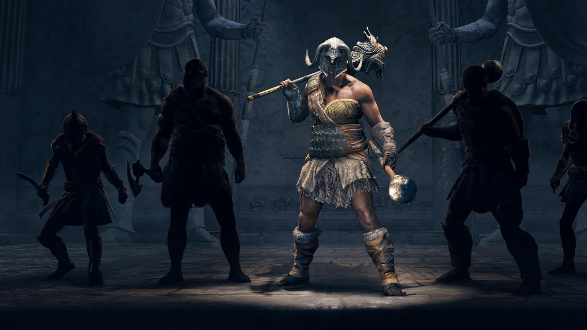Assassin's Creed – Odyssey için yeni DLC paketi