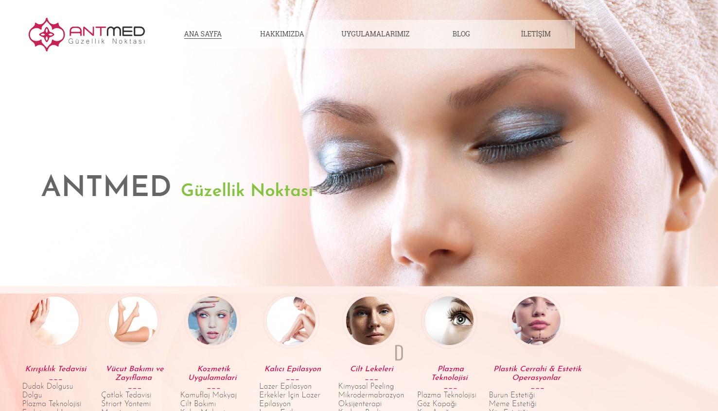 Teknolojide Çığır Açan Antmed Antalya Güzellik Merkezi